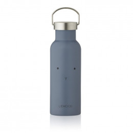 Gourde isotherme Neo - Rabbit blue wave - 500 ml