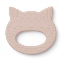 Anneau de dentition Gemma - Cat rose