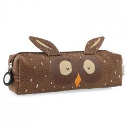 Trousse longue - Mr. owl