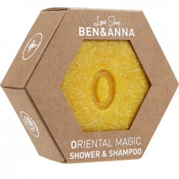 Gel douche et shampooing solide - Oriental Magic - 60 g
