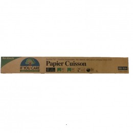 Papier de cuisson compostable - Rouleau