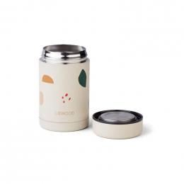 Pot alimentaire thermique Bernard - Geometric foggy mix