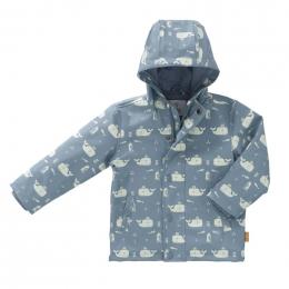Veste de pluie pour enfant - Baleine